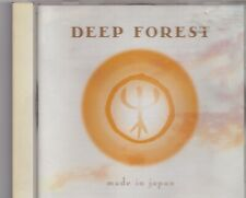 Deep forest-Made In Japan cd album
