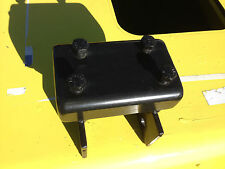 TOTER HITCH PINTLE HOOK ADAPTER NEW BY B&G MANUFACTUREING