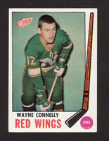 Wayne Connelly Minnesota North Stars 1969-70 Topps Hockey Card #60 EX/MT- NM