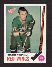 Wayne Connelly Minnesota North Stars 1969-70 Topps Hockey Card #60 EX/MT- NM