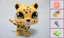 Littlest Pet Shop Jaguar Tiger Sabertooth 1419 Authentic Lps