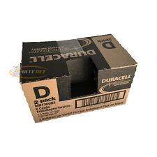Duracell MN1300B2 D Size 1.5V Coppertop Alkaline Battery 12 Pcs.