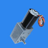 A5882-4260 DC24V 44rpm Turbo Worm Gearbox Speed Reduction Brushless Gear Motor