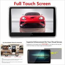 "10.1"" TFT LCD HD Touch Screen HDMI/USB/SD/IR/FM Car Headrest Monitor DVD Player"