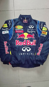 2021 Redbull Embroidery EXCLUSIVE JACKET suit F1 team racing