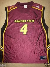 Arizona State Sun Devils #4 ASU Basketball Adidas Jersey XXL 2XL