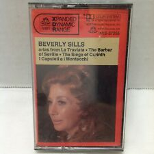 Beverly Sills Opera Arias New Sealed Cassette Tape