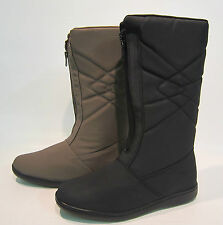 Snow, Winter Boots Casual Textile Upper Shoes for Women