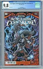 Dark Nights Death Metal Infinite Exxxtreme #1 CGC 9.8 1st First Print Edition
