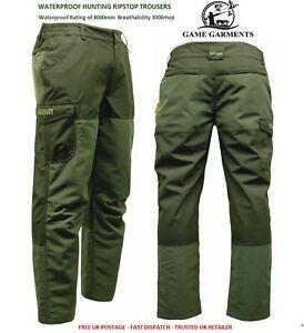 Excel Trousers Ripstop Waterproof, Breathable Shooting, Hunting, Beating Fishing