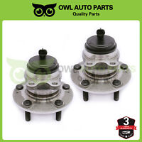 Set Front LH or RH Wheel Hub Bearings Assembly For Hyundai Genesis Coupe 513343