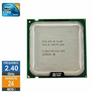 INTEL CORE 2 QUAD Q6600 2.40GHZ (SL9UM ) SOCKET 775  2.40/8MO/1066/05B