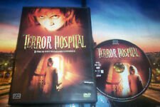 DVD TERROR HOSPITAL film d'horreur