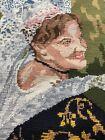 Royal Paris/Completed/Needlepoint/Vintage/Spanish Mantilla/Princess/Royal/