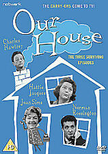 Our House (DVD, 2012)  NEW AND SEALED REGION 2 JOAN SIMS HATTIE JACQUES