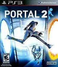 Portal 2 (Sony PlayStation 3, 2011)excellent condition