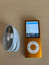 Apple iPod Nano 4. Generation 4GB Orange