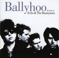 Echo And The Bunnymen - Ballyhoo The Best of Echo and The Bunnymen [CD]