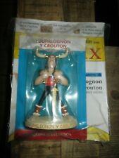Asterix-Statuette Plastoy-Soupalognon-Neuve+Fascicule-Année 2000-Numéro 18