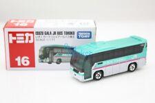 New Takara Tomy Tomica #16 Isuzu Gala JR Bus Tohoku 1/171 Diecast Toy Car Japan