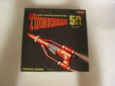 Thunderbirds Are Go Trivia Game 50 Years Special Edition BRAND NEW (SEALED)