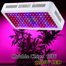 1200W LED Grow Light Full Spectrum Lamp for Plant Vegs Hydroponics Seed 110/220V