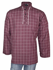 Collared Loose Fit Singlepack Casual Shirts & Tops for Men
