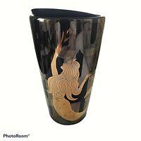 Starbucks - 2020 Holiday Siren Mermaid Ceramic 12 oz New - Travel Mug With Lid