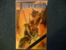 DC Comics; Hawkworld-'Partners' #4, Sep '90. Uncert. VF/MN