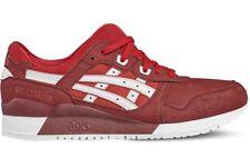 ASICS Herren-Sneaker in Rot ASICS GEL-Lyte III