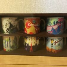 STARBUCKS Area Collectible Demi Set EAST Japan Limited Item set of 6 Very Rare