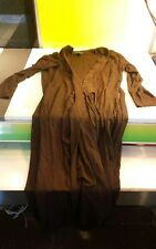 Lauren Ralph Lauren Exclusive women's size 8 long dress brown good condition