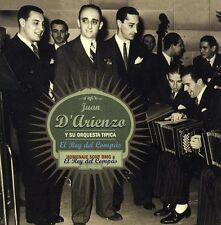 Juan D'Arienzo - El Rey Del Compas [New CD]