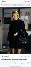 Nanette Party Coat Aso Serena Van Der Woodsen Gossip Girl