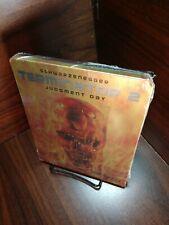 Terminator 2 1991 Steelbook (Blu-ray) NEW(Sealed)-Free Box S&H- READ DESCRIPTION