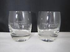 The BALVENIE Single Malt Scotch Whisky Pair Glasses