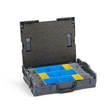 BOSCH Sortimo L-BOXX 102 GR1 anthra avec boîtes encastrées fixées BC3 /