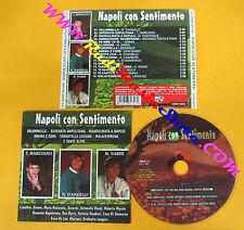 CD Compilation Napoli Con Sentimento NINO D'ANGELO MARCIANO NARDI no lp mc (C14)