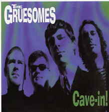 THE GRUESOMES - CAVE-IN! - CD - Canada - Garage-Punk - PSYCH  - L@@K