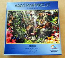 1000 Piece Jigsaw Puzzle - Asian Rainforest  Sunsout