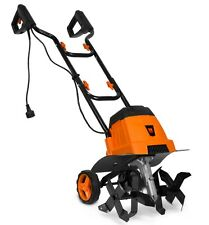 WEN TC0714 7-Amp 14.2-Inch Electric Tiller and Cultivator