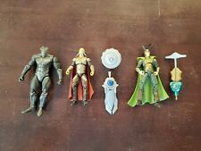 Marvel Universe Thor Movie 3.75 Odin, King Loki, Destroyer 3 figure lot!!