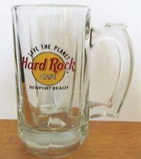 HARD ROCK CAFE   NEWPORT BEACH   SAVE THE PLANET MUG/STEIN