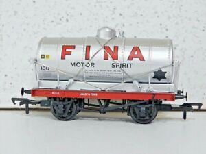 Bachmann Branch Line 37-680B 14t Tank Wagon FINA NIB