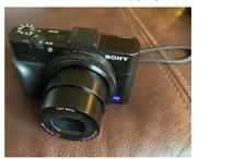 Sony Cyber Shot DSC-RX100M2 Digital Camera