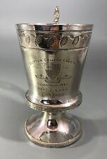 More details for victorian epns pint mug john harrison clifton college house fours cadet bzx