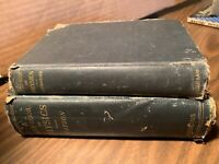 A Text Book Of Physics By Watson 1905 & By CE Linebarger 1910