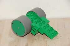 Lego Duplo Bob the Builder Replacement Rear Wheel Piece Rolly Wheels Roley
