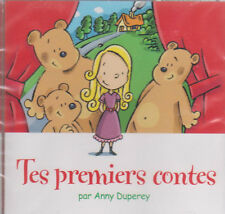 CD AUDIO TES PREMIERS CONTES Anny Duperey