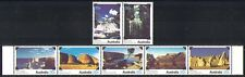 Australia 1979 parques/cascadas/Montaña/Rock 7v n29566